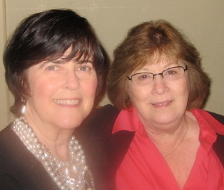 Ronda Sanders and Bette Outlaw, 2012-2013 Branch Co-Presidents